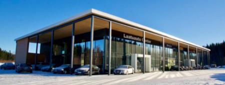 Liiketilahalli Leväsentie 56 (Kuopio)